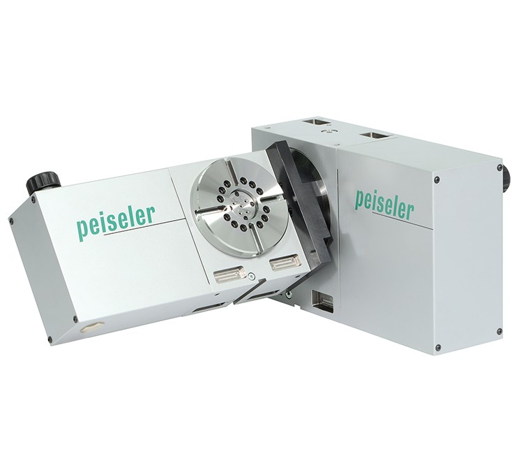 Peiseler: ZATC Multi-spindle (5th Axis)