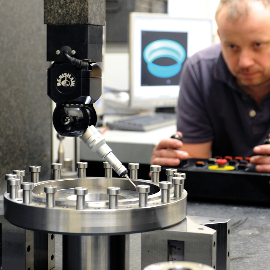 WORKHOLDING SOLUTIONS: INSTALLATION SERVICE & SUPPORT