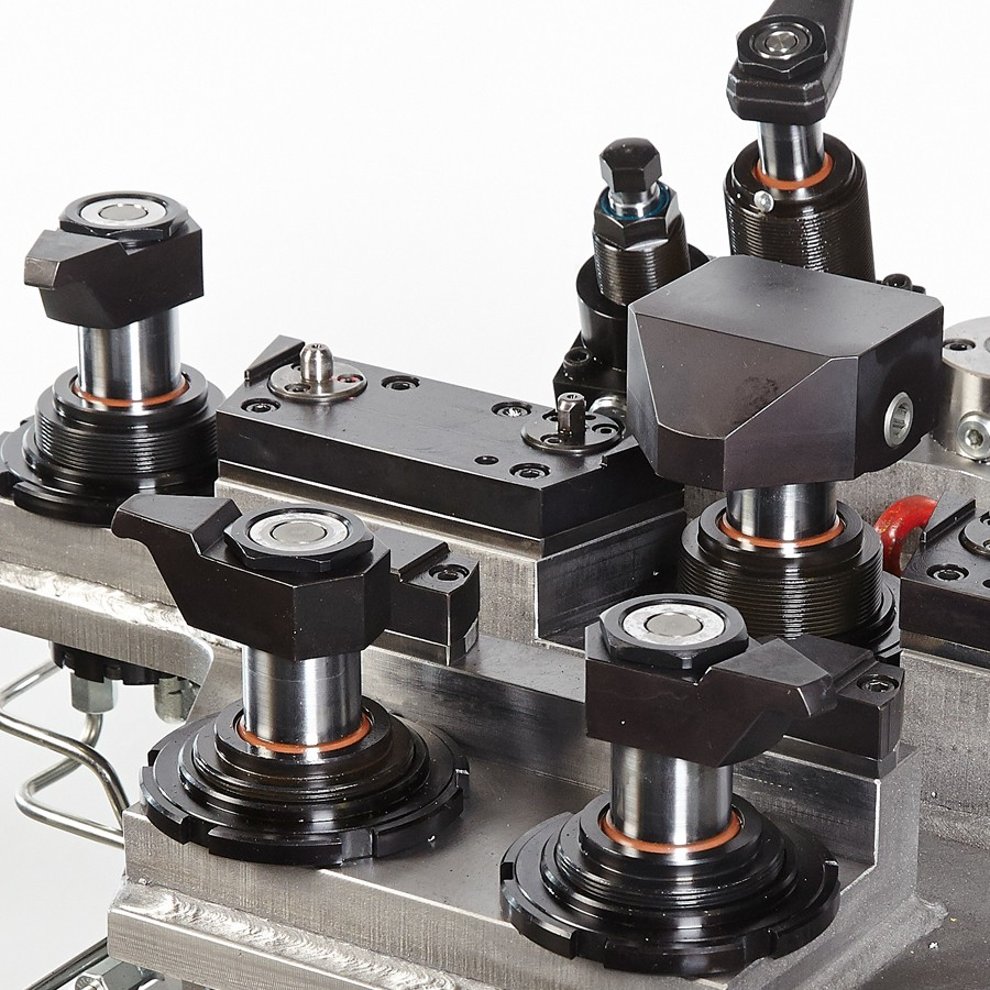 WORKHOLDING SOLUTIONS: DESIGN CAPABILITY