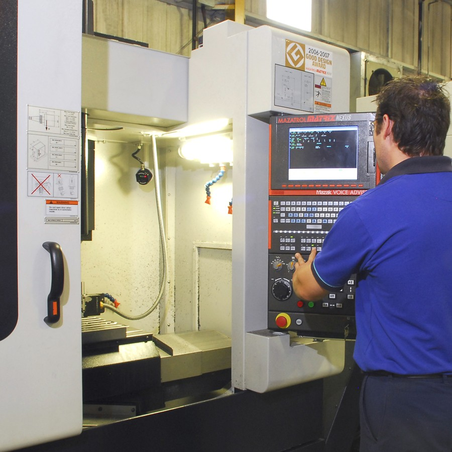 MACHINING SERVICES: SUB-CONTRACT MACHINING