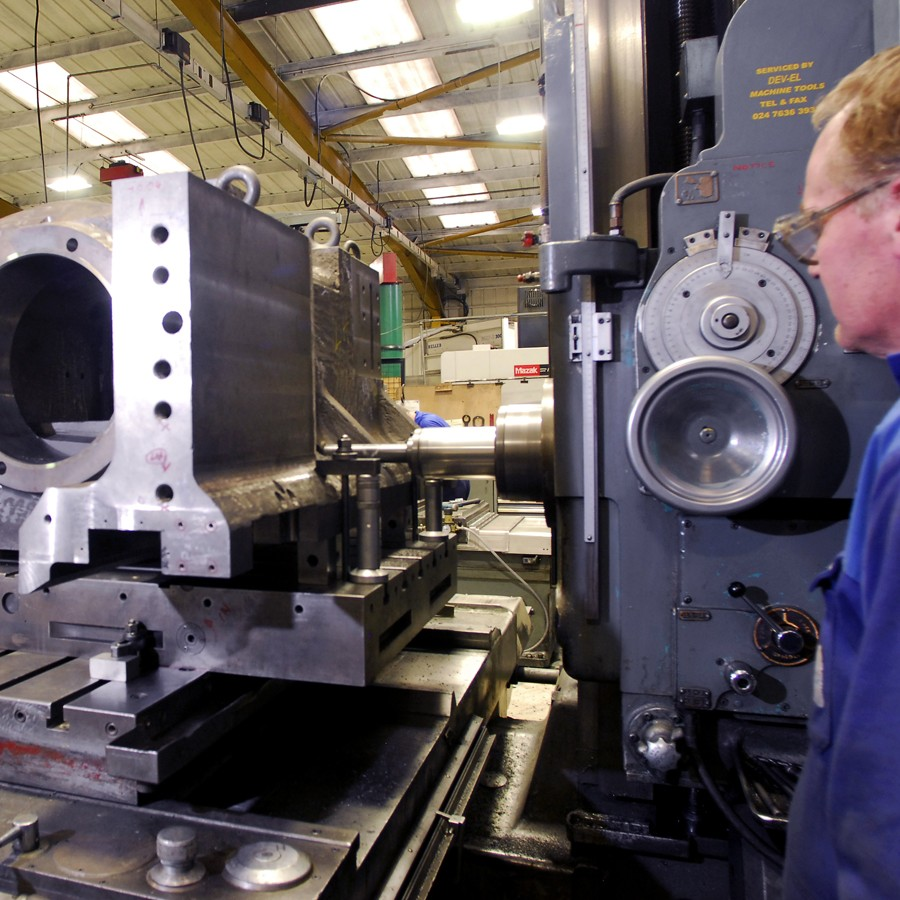MACHINING SERVICES: CAPACITY LISTING